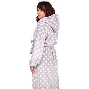 29637 - Smooch Hooded Dressing Gown
