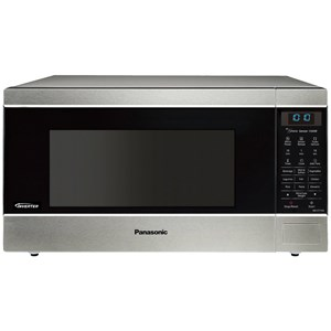 29699 - Panasonic 44L Inverter Microwave - Stainless Steel
