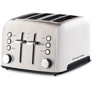 29781 - Russell Hobbs Heritage Vogue 4 Slice Toaster