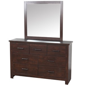 29880 - Limerick Dressing Table with Mirror