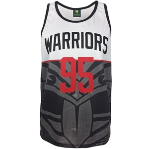 29928 - NRL Warriors Sublimated Singlet-A