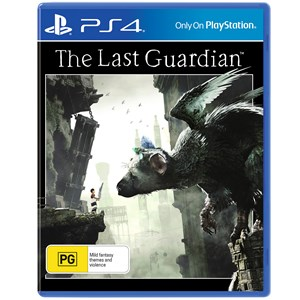 29937 - PS4 The Last Guardian