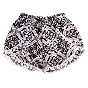 29947 - Girls Pom Pom Shorts