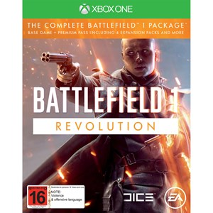 29968 - Xbox One Battlefield 1 Revolution