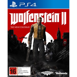 29971 - PS4 Wolfenstein II: The New Colossus