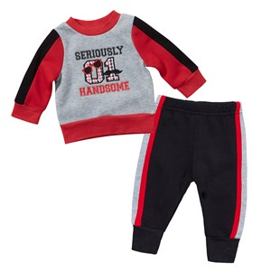 29985 - Infant Boys 2 Piece Pants Set