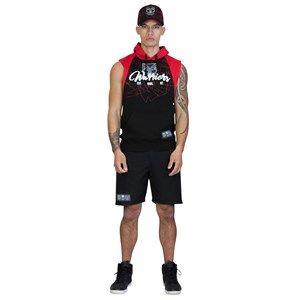 30003 - NRL Warriors Sleeveless Hoodie