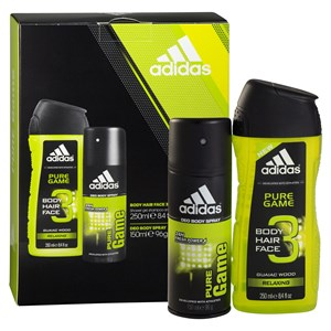 30078 - Adidas 2pc Bath Gift Set