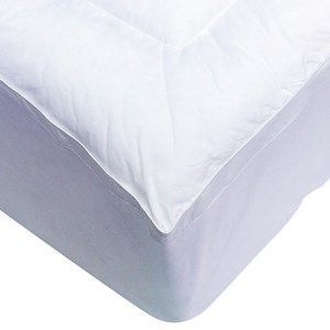 30141 - Eden Pillow Top Mattress Topper (King Single)