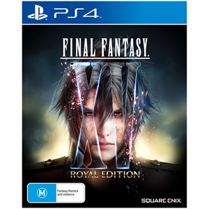 30175 - PS4 Final Fantasy XV Royal Edition