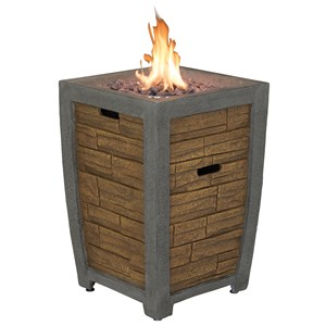 30202 - Gasmate Stone Gas Fire Bowl