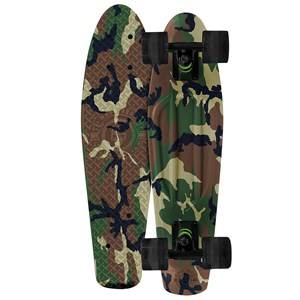 30208 - MADD Retro Board G Wrap Skateboard