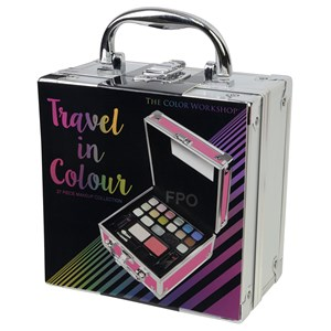 30301 - Travel in Colour Make-Up Case
