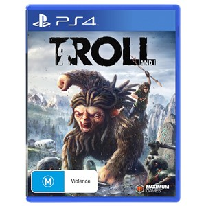 30313 - PS4 Troll and I