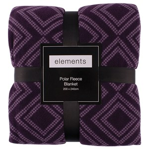 30378 - Parry Fleece Blanket