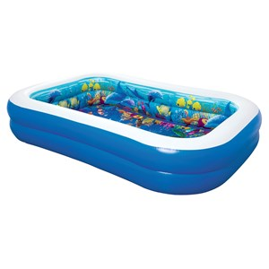 30385 - 3D Undersea Adventure Pool