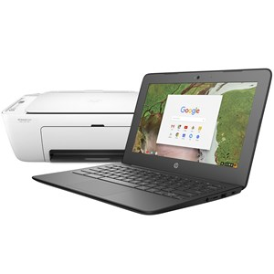 30420 - HP ChromeBook 11 G6 with HP Wireless Printer