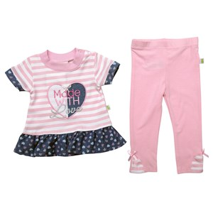 30427 - Made With Love 2pc Ruffle Set