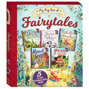 30549 - My Big Box of Fairytales