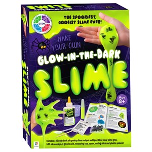 30552 - Glow In The Dark Slime Kit