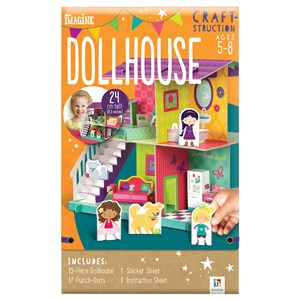 30556 - Imagine Craft-Struction: Doll House