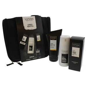 30651 - Lynx Grooming Express Your Style 4 Piece Gift Set