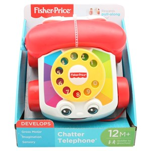 30769 - Fisher Price Chatter Phone