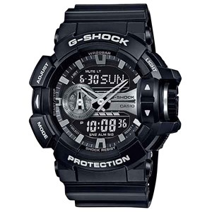 30790 - Casio G-Shock GA400GB-1A Watch