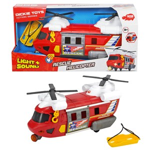 30797 - Dickie Rescue Helicopter 30cm