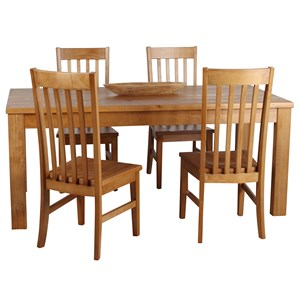 30832 - Viviana 5 Piece Dining Set