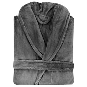 30887 - Unisex Fleece Bathrobe
