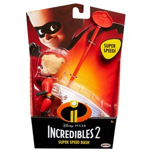 31003 - Incredibles 15cm Feature Figurines