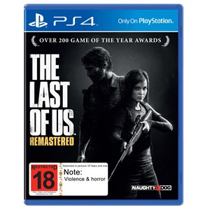 31012 - PS4 Playstation Hits: The Last of Us Remastered