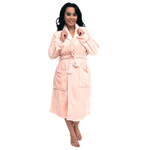 31031 - Women's Fleece Bathrobe