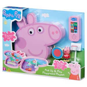 31035 - Peppa Pig Pick Up & Play Playset