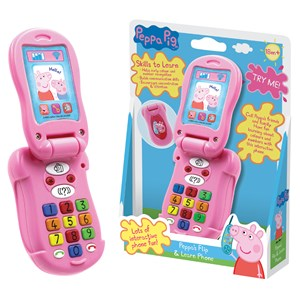 31046 - Peppa Pig Flip and Learn Phone