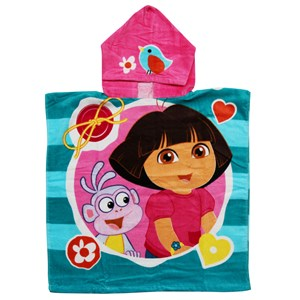31082 - Dora Imagination Hooded Towel