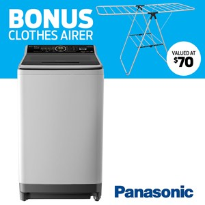 31114 - Panasonic 6kg Top Load Washing Machine