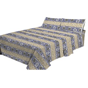 31126 - Pacific Polycotton Sheet Set (Queen)