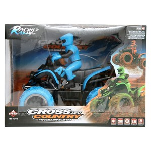 31135 - Remote Control Cross Country ATV Quad