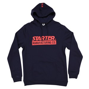31229 - Starter Contour Mens Hooded Fleece