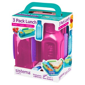 31269 - Sistema Lunch Trio Pack