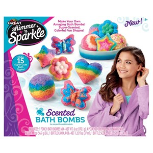 31303 - Shimmer n' Sparkle Scented Bath Bombs