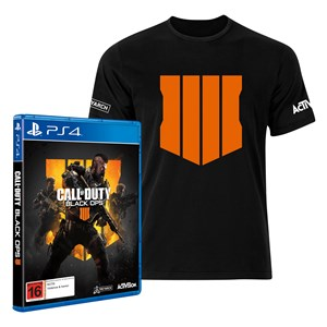 31311 - PS4 Call of Duty: Black Ops 4 Supply Pack