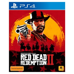 31312 - PS4 Red Dead Redemption 2