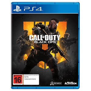 31315 - PS4 Call of Duty: Black Ops 4