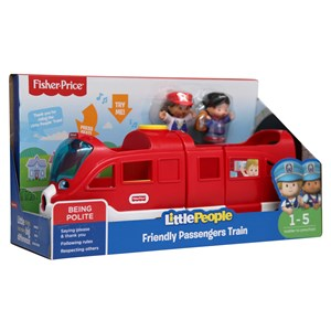31328 - Fisher Price Little People Large Vehicle