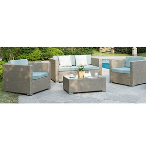 31394 - Piha 4pc Outdoor Sofa Set