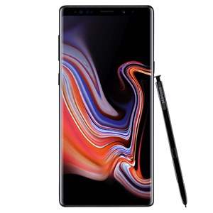 31411 - Samsung Galaxy Note 9 Smartphone w/Case & Screen Protector