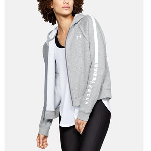 31472 - Under Armour UA W Cotton FZ Hoodie